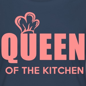 Queen of the Kitchen - Women's Premium Longsleeve Shirt