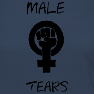 MALE TEARS COLLECTION - Women's Premium Longsleeve Shirt