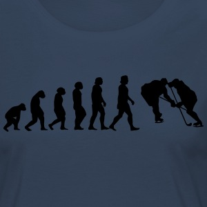 evolution hockey - Dame premium T-shirt med lange ærmer
