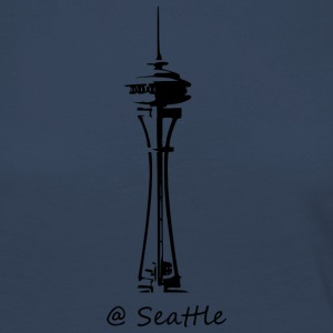 Seattle - Women's Premium Longsleeve Shirt