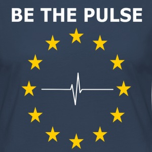BE THE PULSE - Vrouwen Premium shirt met lange mouwen