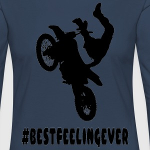 BEST_FELLING - Women's Premium Longsleeve Shirt
