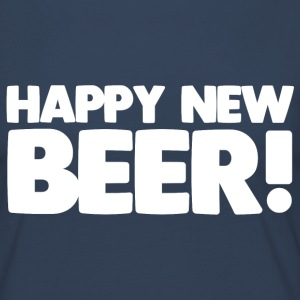 Happy New Beer! - T-shirt manches longues Premium Femme