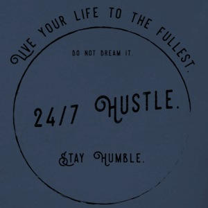24/7 Hustle - Work for your dreams. - Women's Premium Longsleeve Shirt