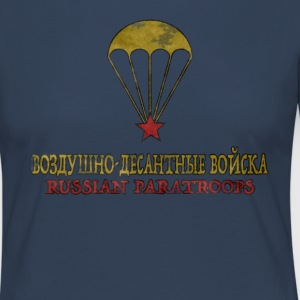 Russian paratroops airborne special forces - Women's Premium Longsleeve Shirt