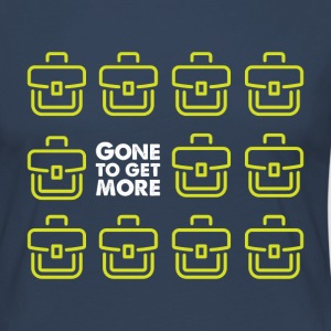 Gone to Get More! - Women's Premium Longsleeve Shirt