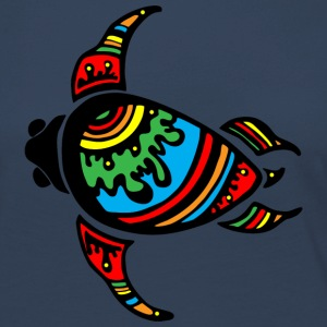 colorful turtle - Women's Premium Longsleeve Shirt