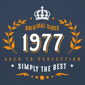 original since 1977 simply the best 40th birthday - Women's Premium Longsleeve Shirt
