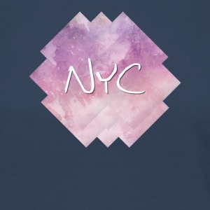 NYC - New York City - T-shirt manches longues Premium Femme
