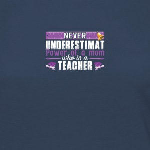 teacher - Frauen Premium Langarmshirt