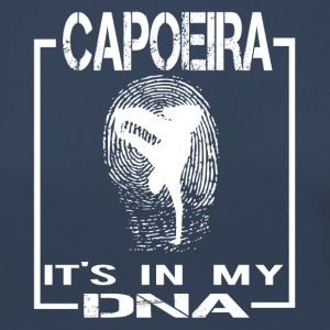CAPOEIRA it's in my DNA - Frauen Premium Langarmshirt