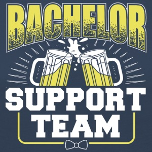 BACHELOR SUPPORT TEAM - Women's Premium Longsleeve Shirt