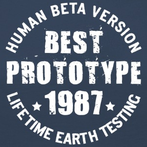 1987 - The year of birth of legendary prototypes - Women's Premium Longsleeve Shirt