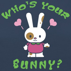 Easter Who's Your Bunny - Women's Premium Longsleeve Shirt