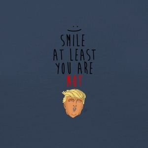 Smile, Trump - Women's Premium Longsleeve Shirt
