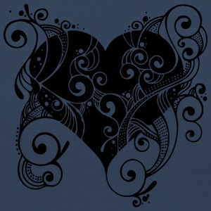 heart Tattoo - Women's Premium Longsleeve Shirt