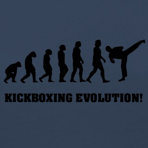 karate evolution - Långärmad premium-T-shirt dam