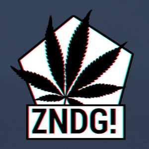 Ignition! ZNDG! cannabis leaf - Women's Premium Longsleeve Shirt