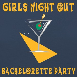 Bachelorette Party Girls Night Out - Women's Premium Longsleeve Shirt