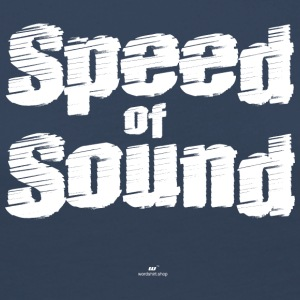 Speed ​​of Sound - Långärmad premium-T-shirt dam