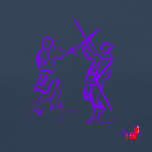 PURPLE SWORD - Frauen Premium Langarmshirt