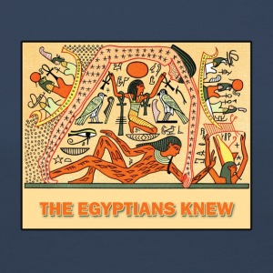 THE EGYPTIANS KNEW - Women's Premium Longsleeve Shirt