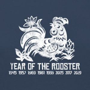 Years of the Chinese Rooster - Women's Premium Longsleeve Shirt