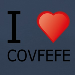 i love cofefe Trump Donald Usa Black - Frauen Premium Langarmshirt
