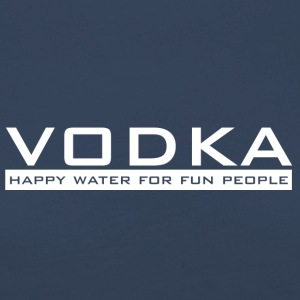 Vodka - happy water - Women's Premium Longsleeve Shirt