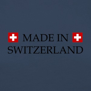 Made_in_Switzerland - Dame premium T-shirt med lange ærmer