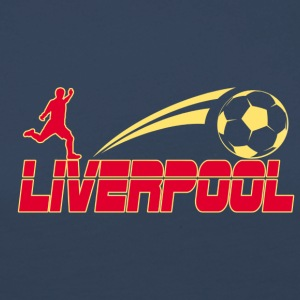 Liverpool Football - T-shirt manches longues Premium Femme