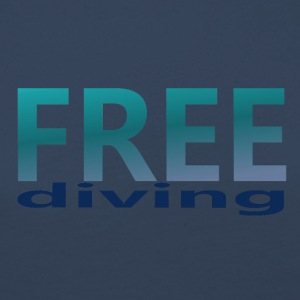freediving - Women's Premium Longsleeve Shirt