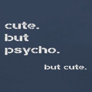 cute but psycho - Frauen Premium Langarmshirt