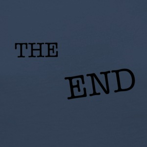 the end - T-shirt manches longues Premium Femme