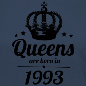 Queens 1993 - Women's Premium Longsleeve Shirt
