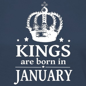January King - Women's Premium Longsleeve Shirt