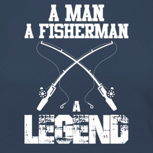 I love Fishing - Women's Premium Longsleeve Shirt