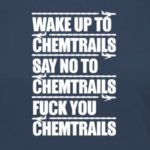 Say No to Chemtrails - Women's Premium Longsleeve Shirt