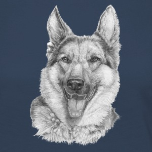 German shepherd 2 - Women's Premium Longsleeve Shirt