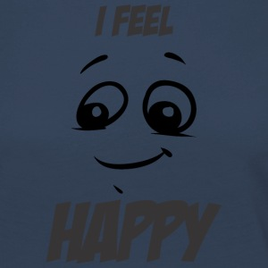 I feel happy - Women's Premium Longsleeve Shirt
