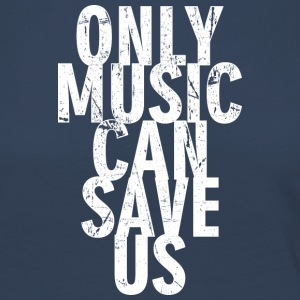 Music can Save Us - Frauen Premium Langarmshirt