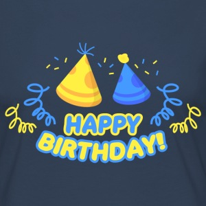 Happy Birthday! - Frauen Premium Langarmshirt