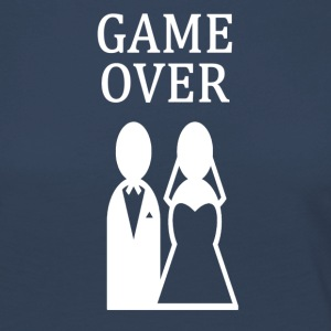 ++ ++ GAME OVER - T-shirt manches longues Premium Femme