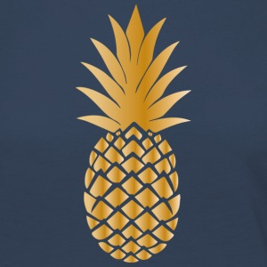 Golden pineapple - Women's Premium Longsleeve Shirt