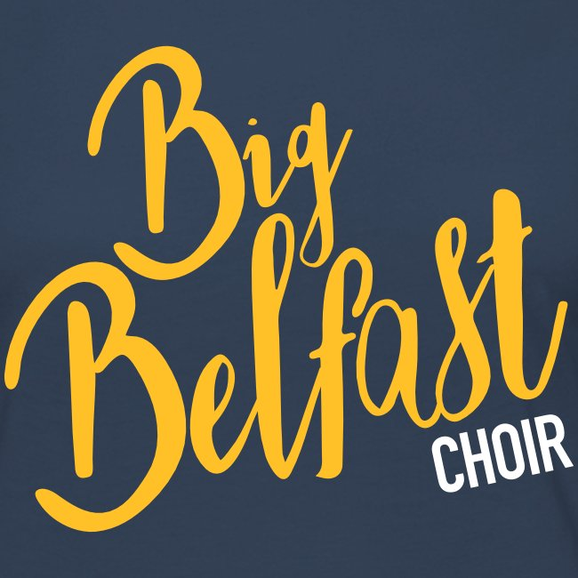 Big Belfast Choir Yellow white