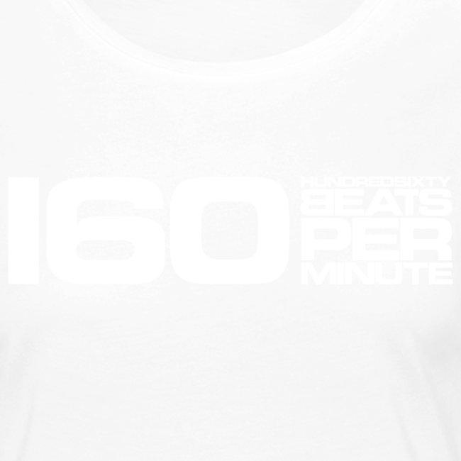 160 BPM (valkoinen pitkä)