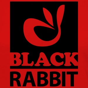 black rabbit - Frauen Premium Langarmshirt