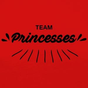 Team princesses - Women's Premium Longsleeve Shirt