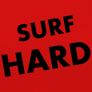 Surf Hard - Women's Premium Longsleeve Shirt