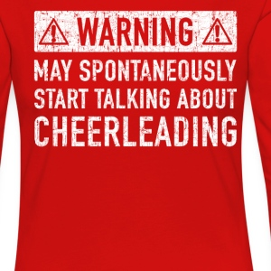 Original Design Cheerleader: Order Here - Women's Premium Longsleeve Shirt